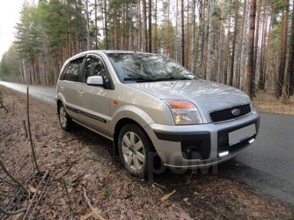 Ford Fusion, 2007 год, 349 000 руб.