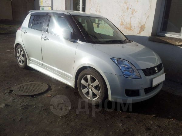 Suzuki Swift, 2007 год, 280 000 руб.