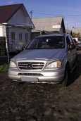 Mercedes-Benz M-Class, 1998 год, 450 000 руб.