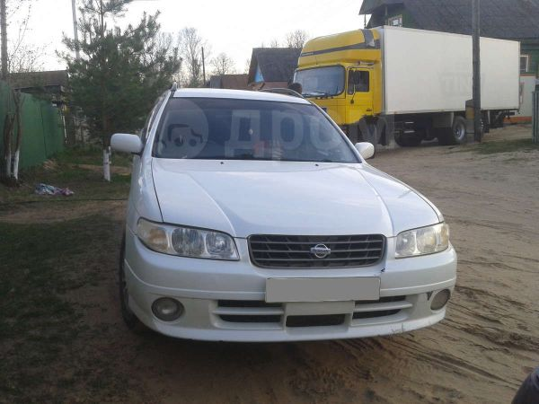 Nissan Avenir Salut, 1999 год, 115 000 руб.