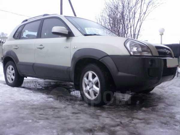 Hyundai Tucson, 2005 год, 555 000 руб.