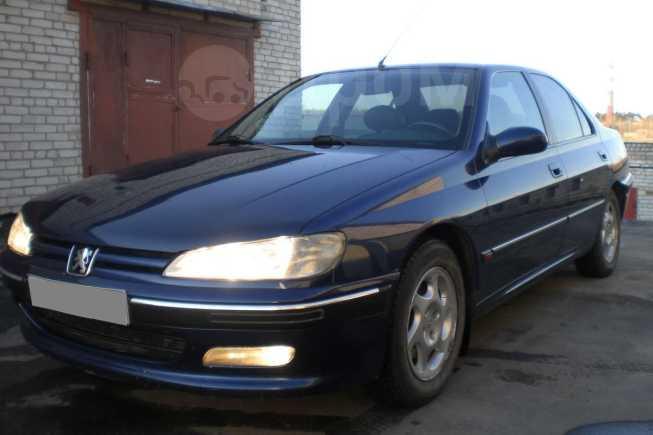 Peugeot 406, 1998 год, 195 000 руб.