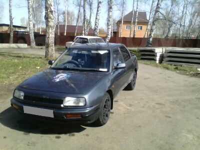 Daihatsu Applause, 1990 год, 110 000 руб.