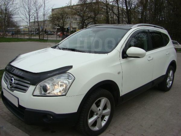 Nissan Qashqai+2, 2009 год, 700 000 руб.