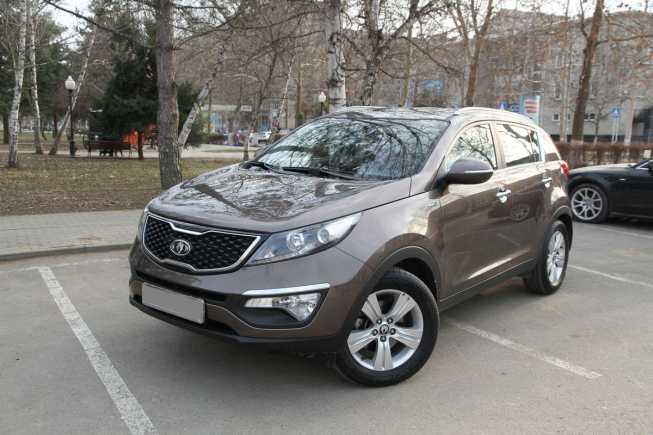 Kia Sportage, 2011 год, 999 000 руб.
