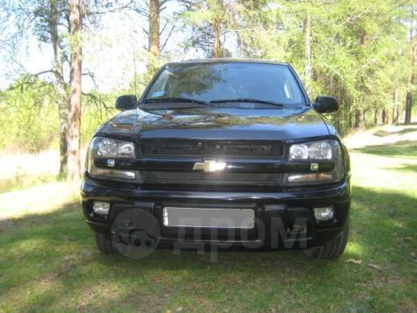 Chevrolet TrailBlazer, 2008 год, 670 000 руб.