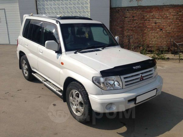 Mitsubishi Pajero iO, 2000 год, 335 000 руб.