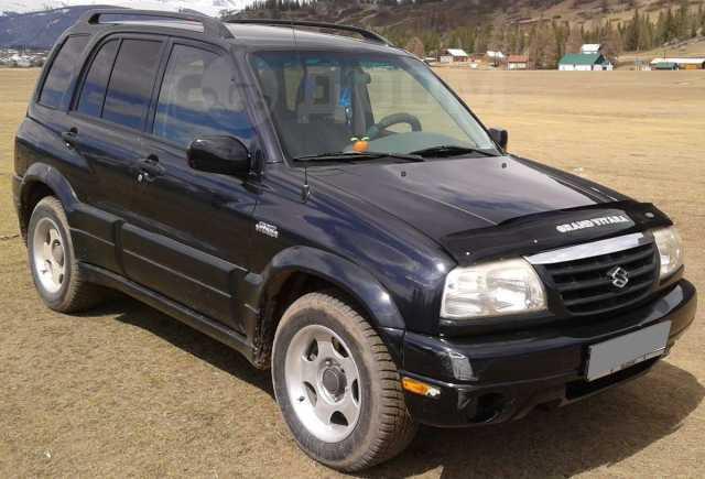 Suzuki Grand Vitara, 2002 год, 440 000 руб.