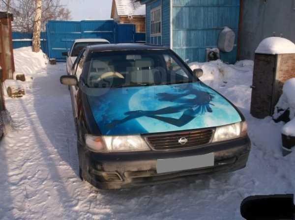 Nissan Lucino, 1994 год, 135 000 руб.