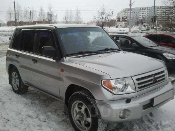 Mitsubishi Pajero Pinin, 2002 год, 415 000 руб.