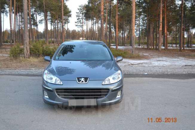 Peugeot 407, 2006 год, 400 000 руб.