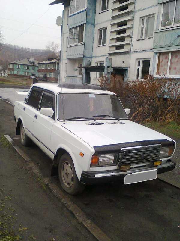 Лада 2107, 2002 год, 95 000 руб.