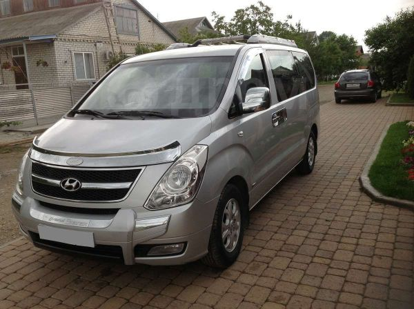 Hyundai Grand Starex, 2008 год, 710 000 руб.