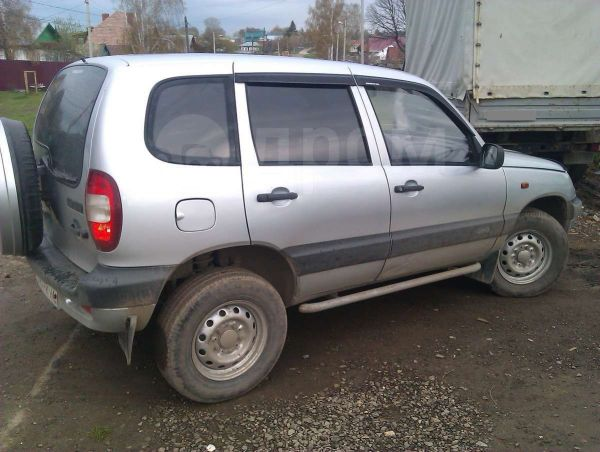 Chevrolet Niva, 2004 год, 227 000 руб.