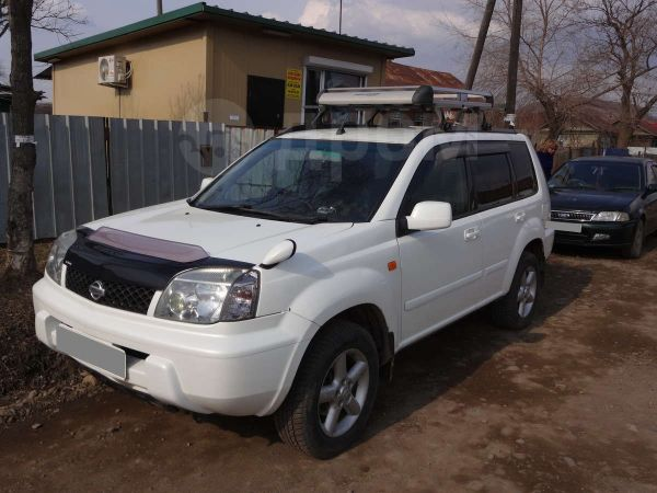 Nissan X-Trail, 2001 год, 425 000 руб.