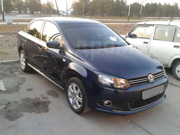 Volkswagen Polo, 2012 год, 585 000 руб.
