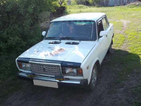 Лада 2107, 1988 год, 40 000 руб.