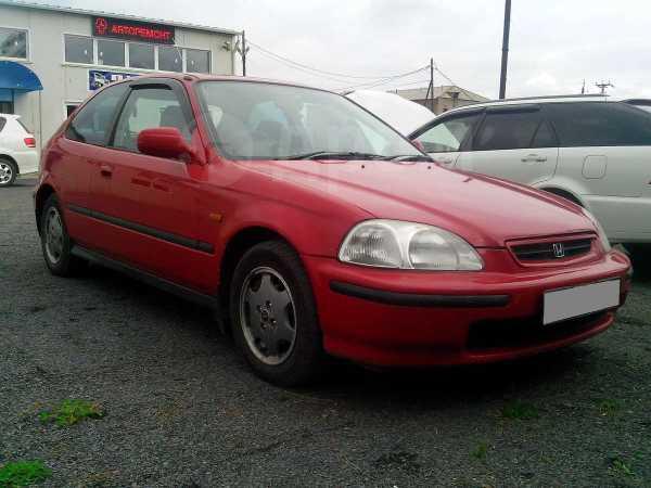 Honda Civic, 1995 год, 150 000 руб.
