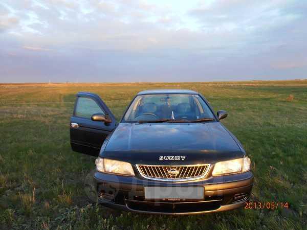 Nissan Sunny, 2002 год, 235 500 руб.