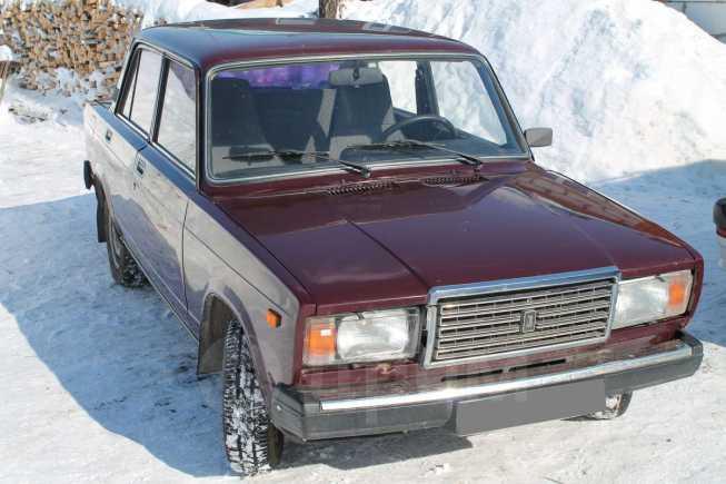 Лада 2107, 2006 год, 90 000 руб.