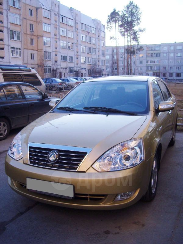 Geely Vision, 2008 год, 320 000 руб.