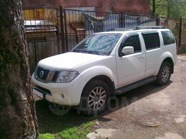 Nissan Pathfinder, 2012 год, 1 550 000 руб.
