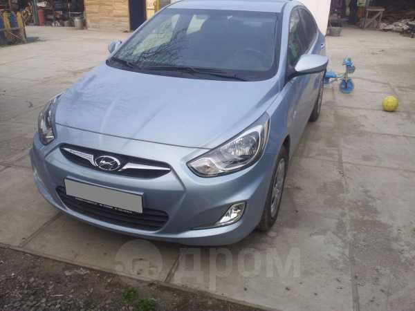 Hyundai Solaris, 2012 год, 595 000 руб.