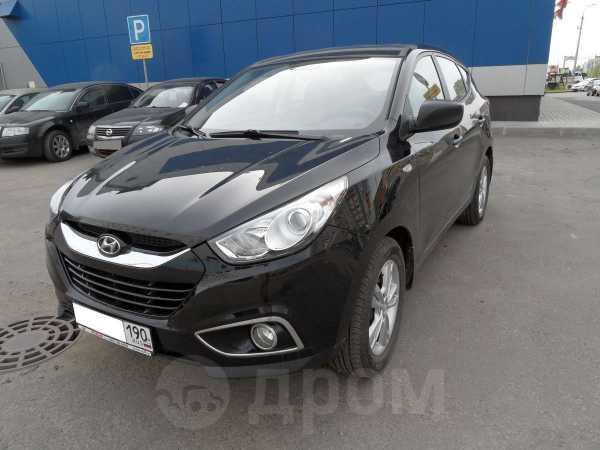 Hyundai ix35, 2011 год, 820 000 руб.