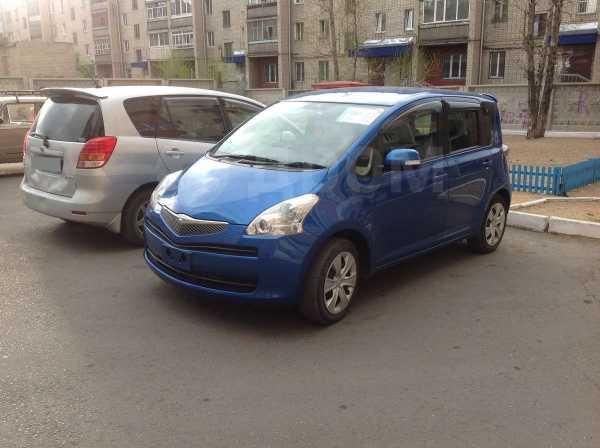 Toyota Ractis, 2008 год, 440 000 руб.