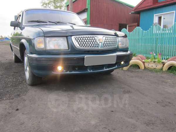 ГАЗ 3110 Волга, 2001 год, 105 000 руб.