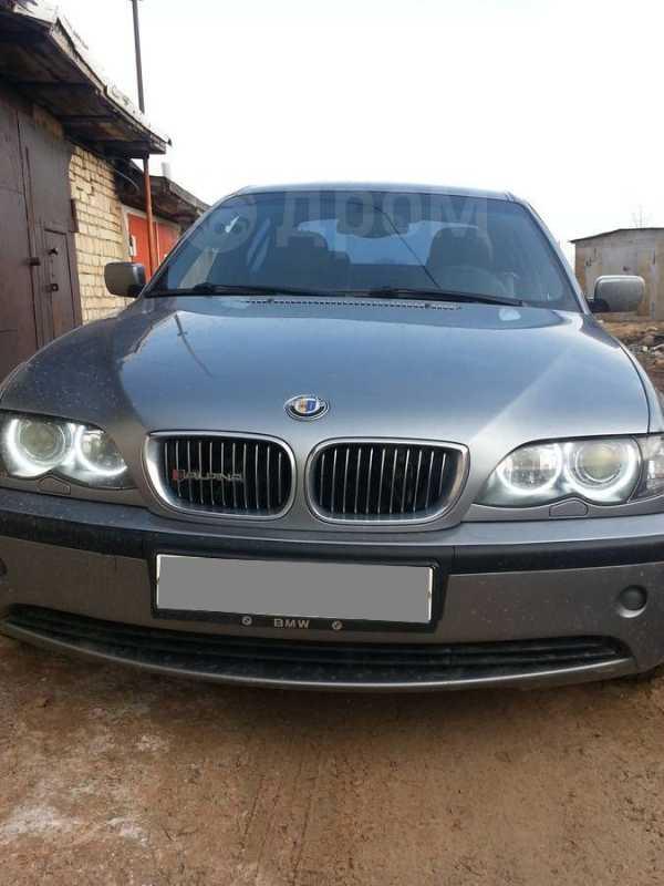 BMW 3-Series, 2004 год, 530 000 руб.