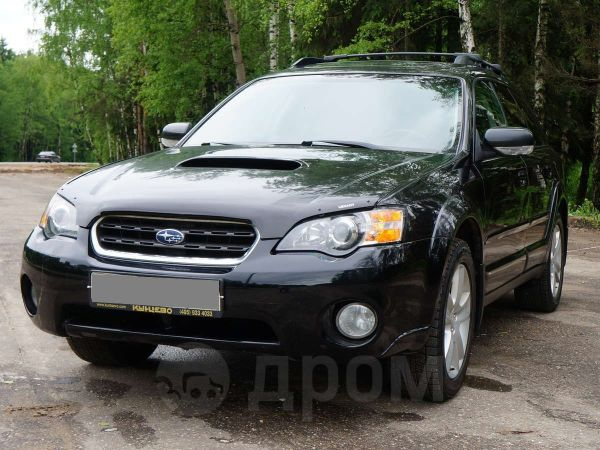 Subaru Outback, 2005 год, 510 000 руб.