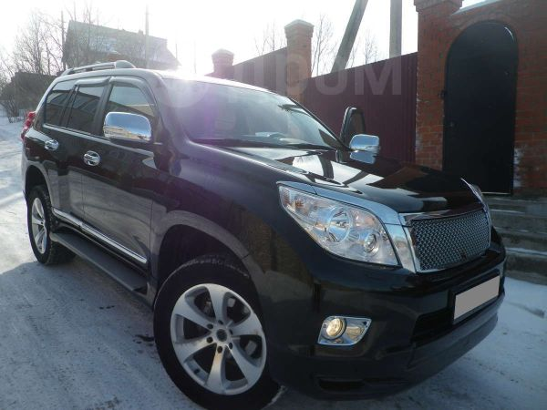 Toyota Land Cruiser Prado, 2011 год, 1 710 000 руб.