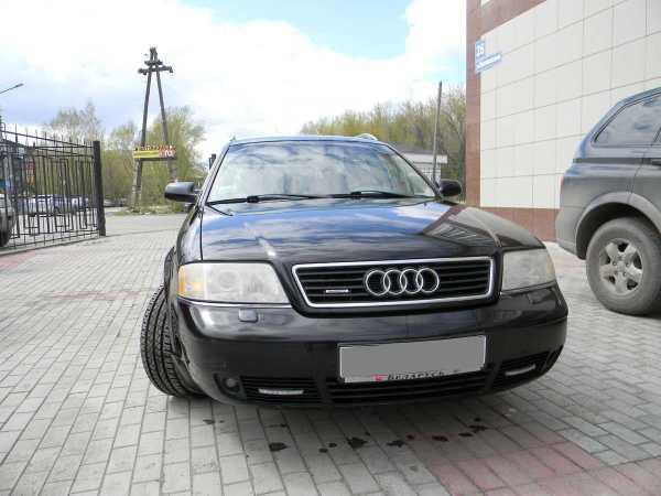 Audi A6, 2001 год, 430 000 руб.