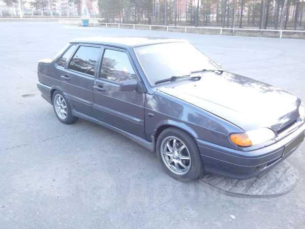 Лада 2115 Самара, 2001 год, 120 000 руб.