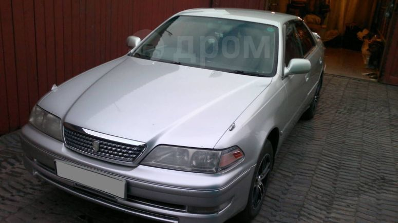 Toyota Mark II, 2000 год, 290 000 руб.