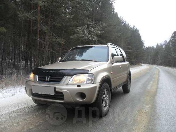 Honda CR-V, 2001 год, 410 000 руб.