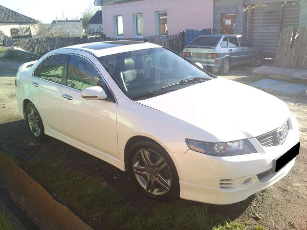 Honda Accord, 2007 год, 595 000 руб.