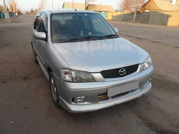 Mazda Demio, 2001 год, 180 000 руб.