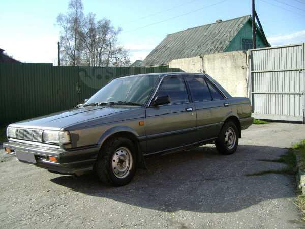 Nissan Sunny, 1987 год, 58 000 руб.