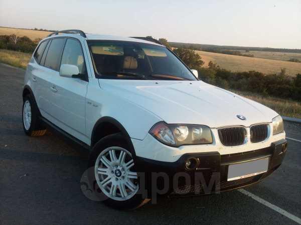 BMW X3, 2004 год, 680 000 руб.