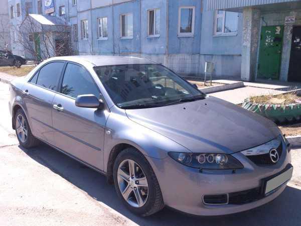 Mazda Mazda6, 2007 год, 570 000 руб.