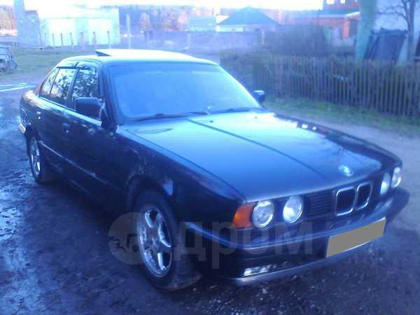 BMW 5-Series, 1992 год, 160 000 руб.