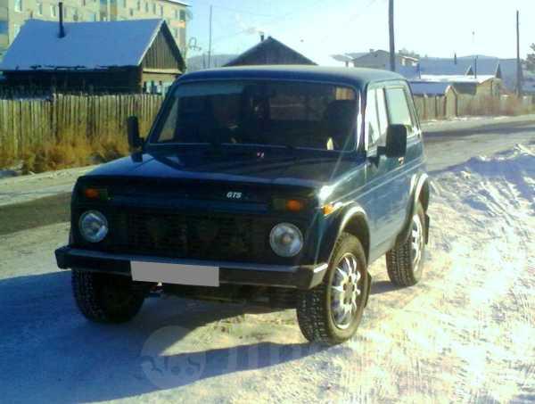 Лада 4x4 2121 Нива, 2006 год, 250 000 руб.