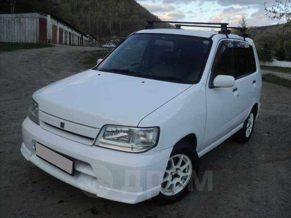 Nissan Cube, 2001 год, 157 000 руб.