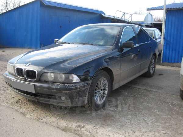 BMW 5-Series, 2003 год, 322 000 руб.