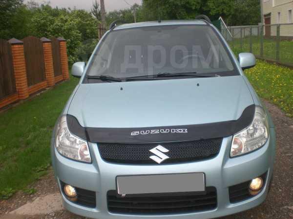 Suzuki SX4, 2007 год, 450 000 руб.