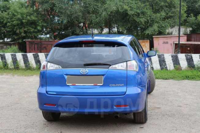 Toyota Caldina, 2005 год, 410 000 руб.