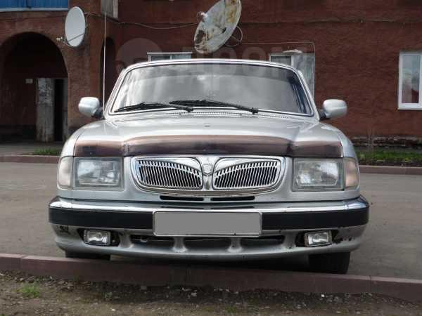 ГАЗ Волга, 2003 год, 105 000 руб.