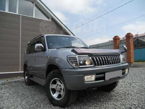 Toyota Land Cruiser Prado, 1997 год, 715 000 руб.